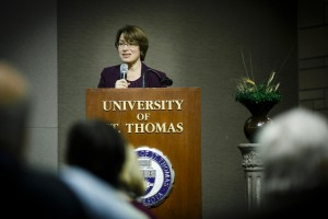 Food, Faith, Environment Conference Klobuchar